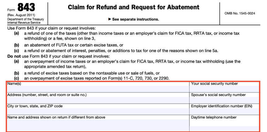 FICA税 表二